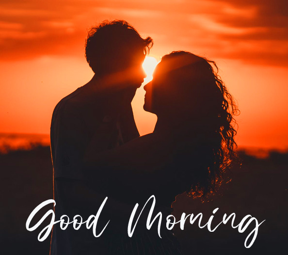 Good Morning with Best Lover Pic