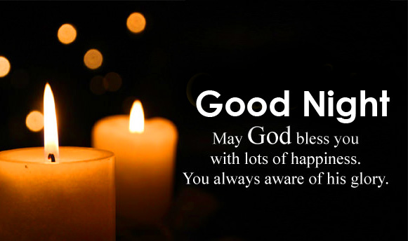 Good Night God Message Picture