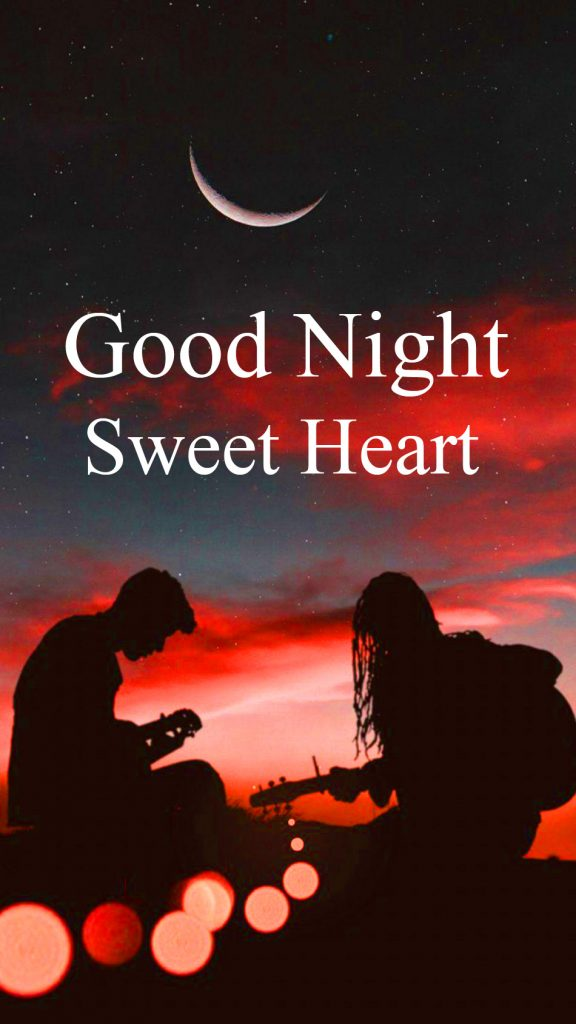 48+ Good Night Sweet Heart Images