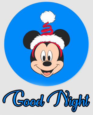 Good Night with Mickey Mouse