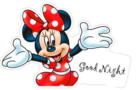 Good Night with Minnie Mouse