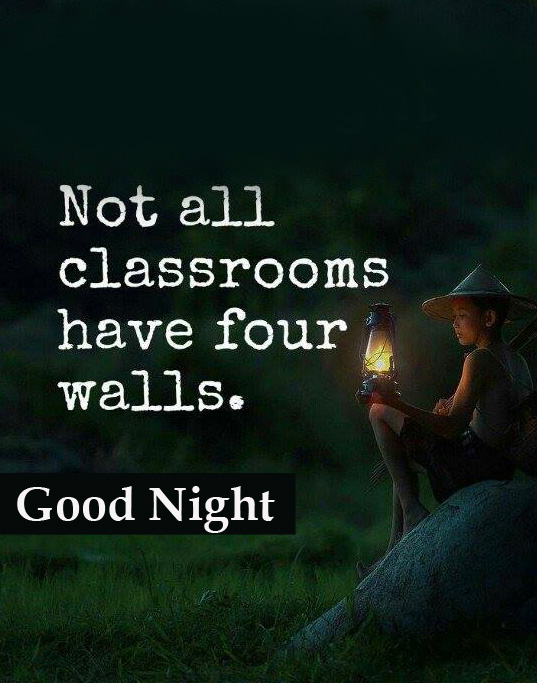 Good Night with Motivational Quotes