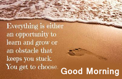 HD Positive Thought Good Morning Pic