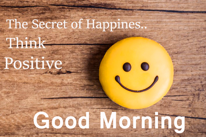 Happiness Positive Quotes Good Morning Image