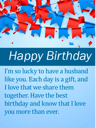 Happy Birthday Lucky Message Picture