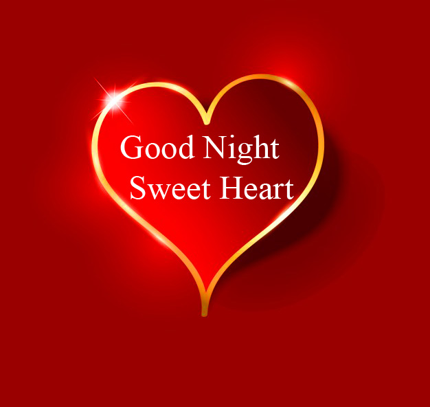 Heart Good Night Sweet Heart Picture