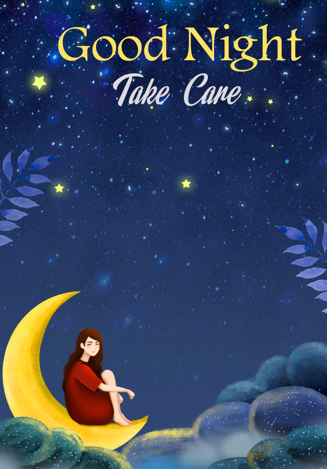Latest Good Night Take Care Picture HD