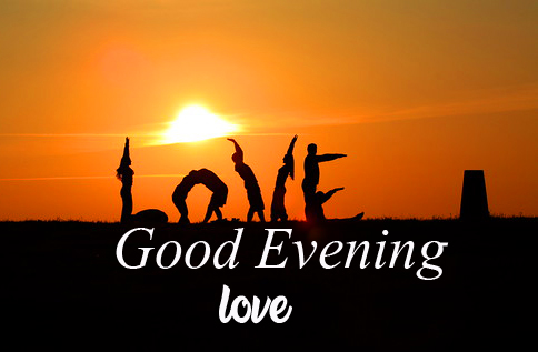 Love Good Evening Picture