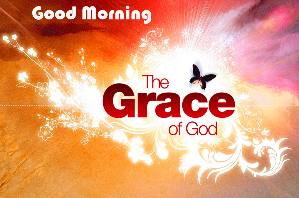 Love for God with Good Morning Wish