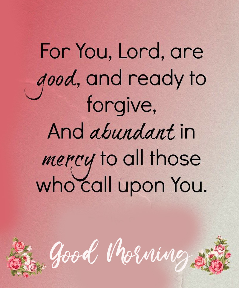 Love for Lord Good Morning Quotes Pic