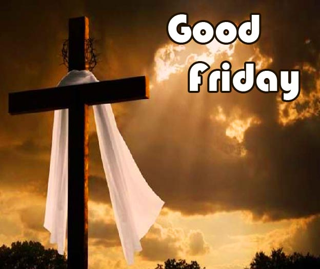 Lovely Cross Good Friday Picture HD