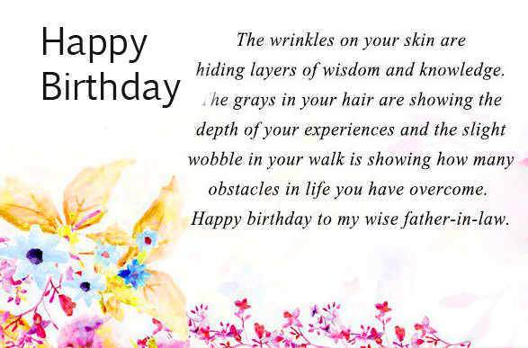 Lovely Happy Birthday Message Greeting Picture