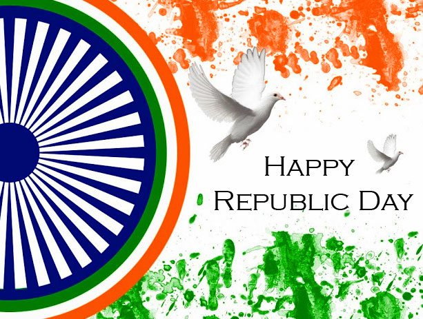 Lovely Happy Republic Day Image HD