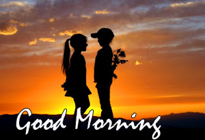 Lovers Good Morning Picture HD