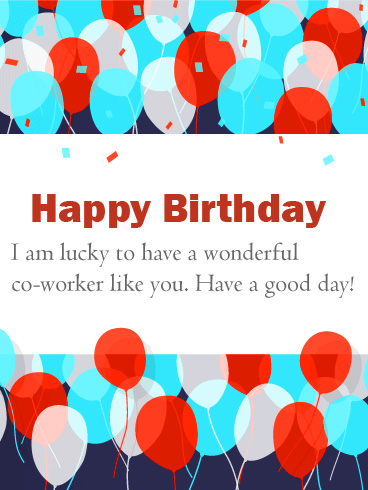Lucky Happy Birthday Message Picture HD