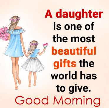 Nice Baby Quotes Good Morning Image
