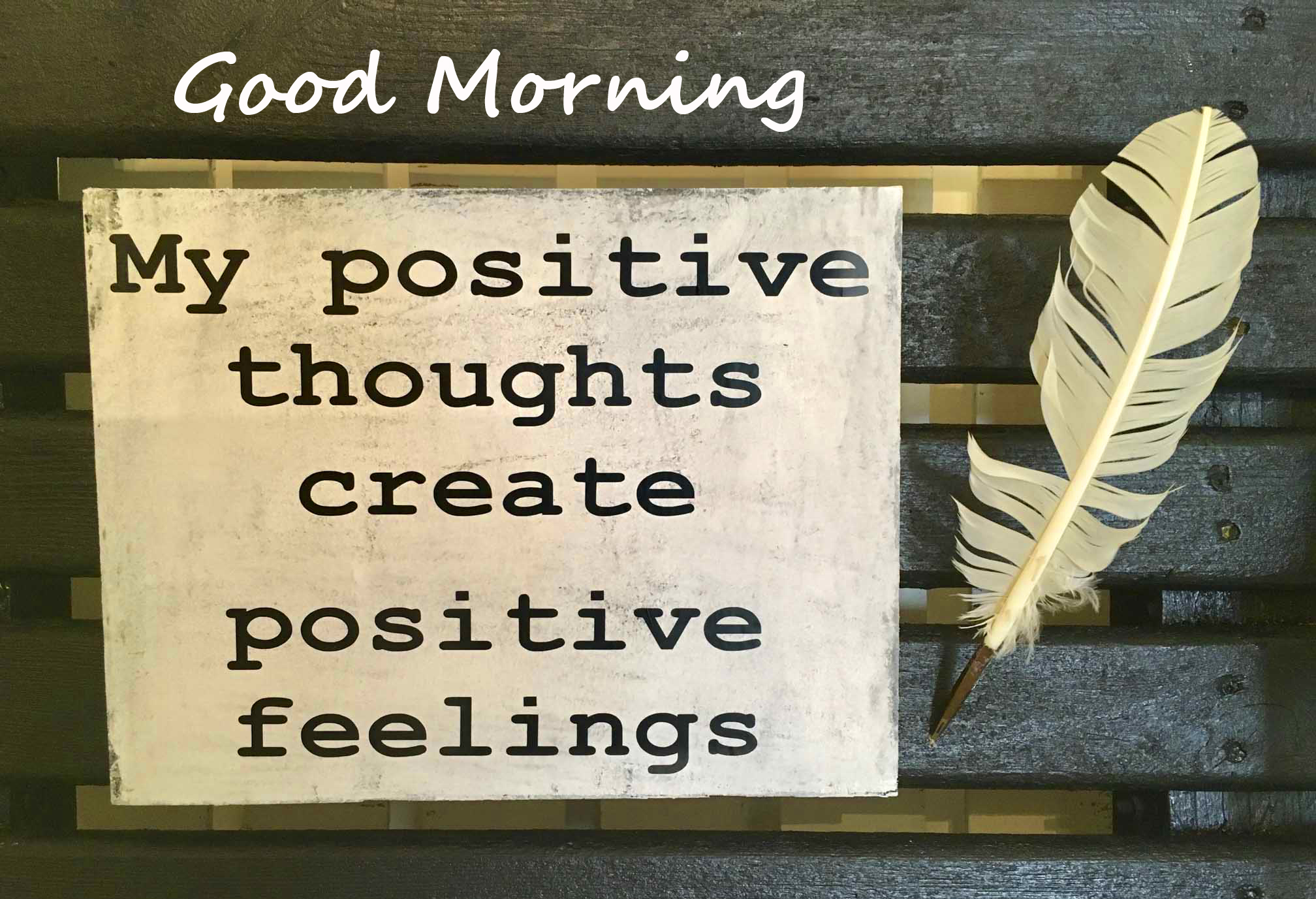 Positive Quotes Good Morning Picture