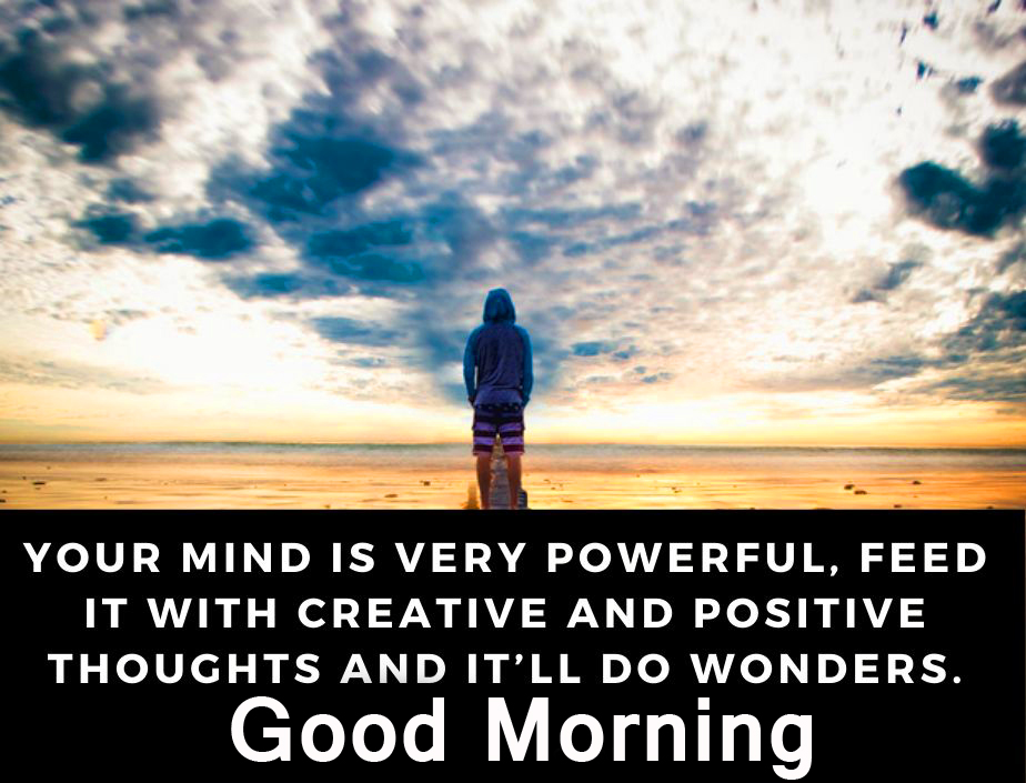 Powerful Quotes Good Morning Pictures