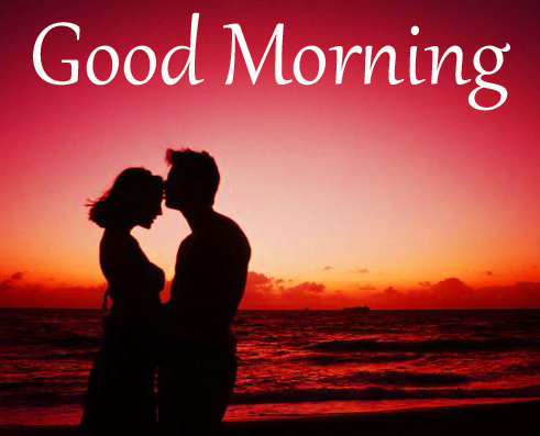 Romantic Lover Good Morning Picture Full HD