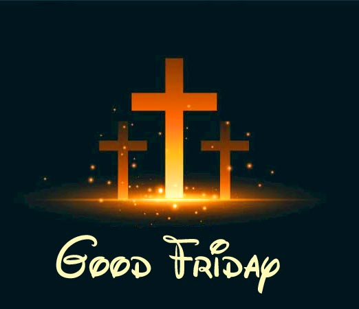Shining Crosses Good Friday Picture HD