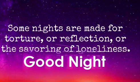 Short Good Night Picture