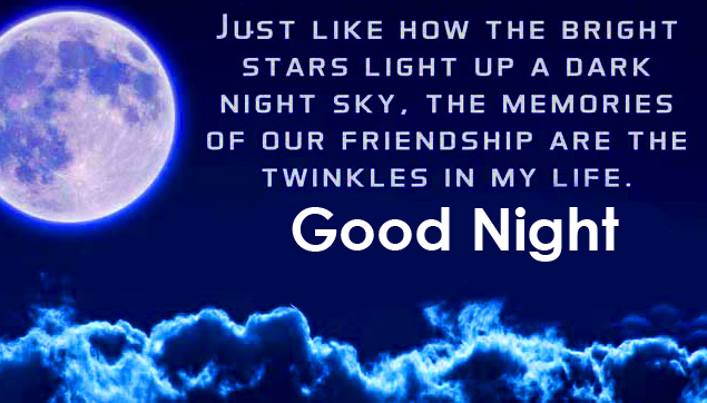 Special Good Night Quotes Picture