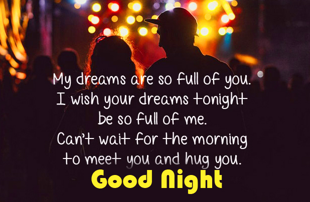 Sweet Good Night Message Picture HD