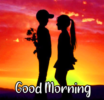 Sweet Lover Good Morning Picture