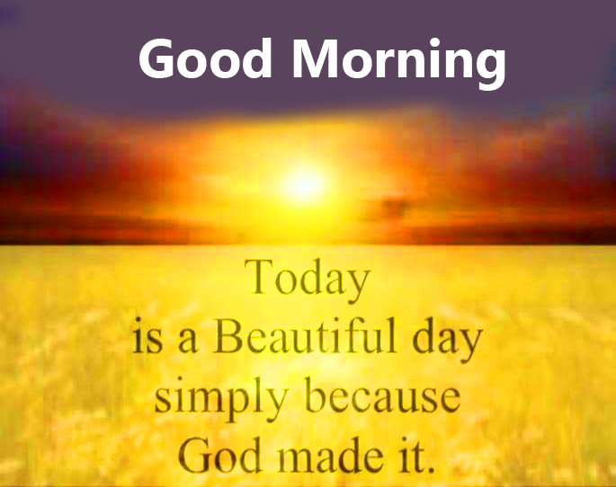 Today Blessing Good Morning Image