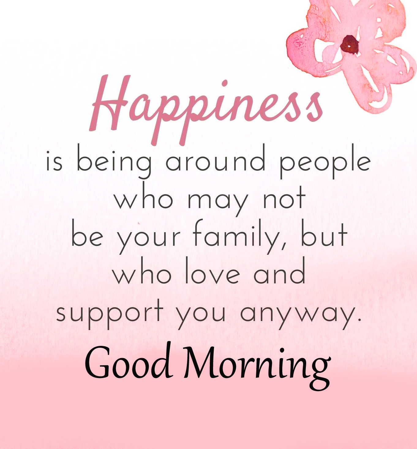 Adorable Good Morning Quote Image