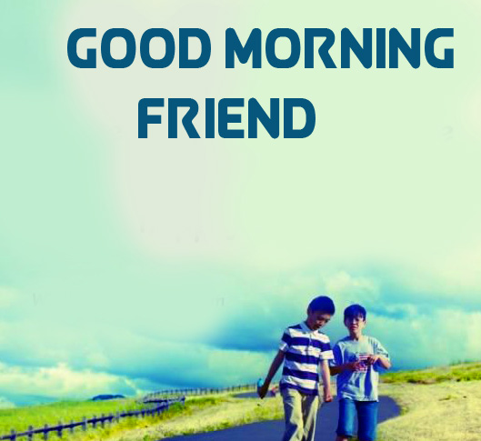 Best Good Morning Friend Picture HD