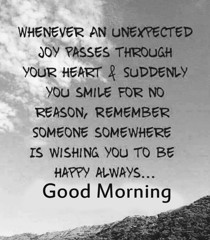 Best Inspirational Quote Good Morning Pic