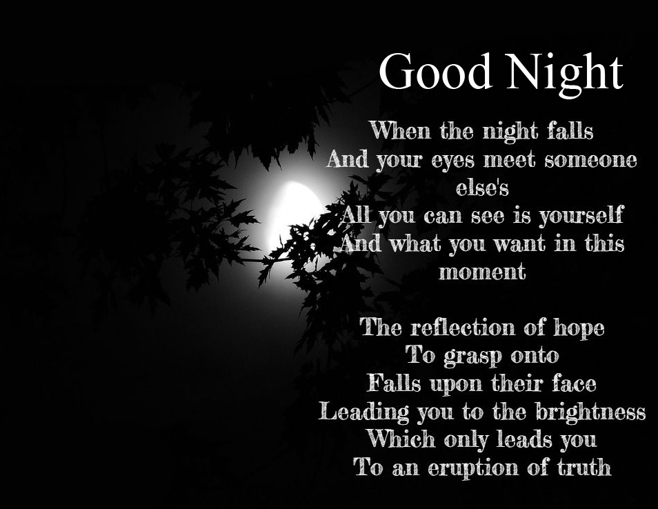 Blessing Quote Good Night Image