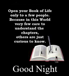 Blessing Quote Good Night Picture