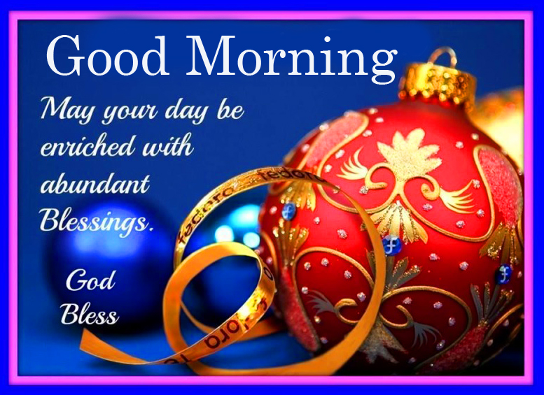 Blessing Quote HD Good Morning Image