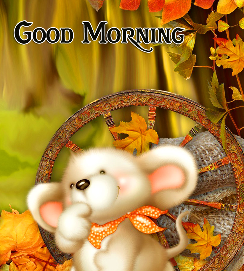 Cartoon Good Morning Picture