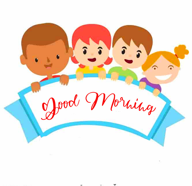 Friends Cartoon Good Morning Picture
