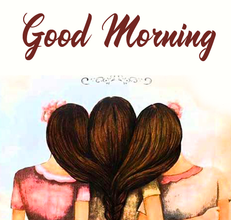 Friends Good Morning Pic