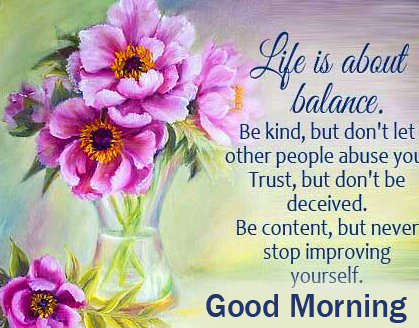 Good Morning Blessing Quote Image