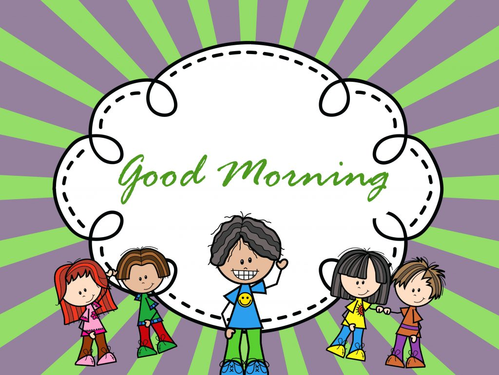 52+ Good Morning Cartoon Images (hd quality)