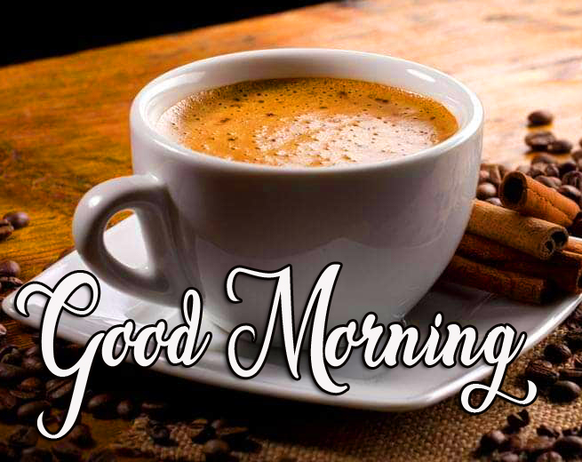Good Morning Hot Coffee HD Picture