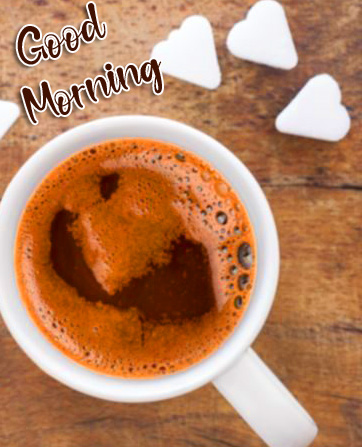 Good Morning Sweet Coffee HD Picture