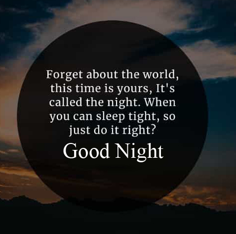 Good Night Blessing Picture