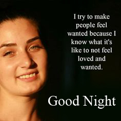 Good Night Blessing Quote Photo