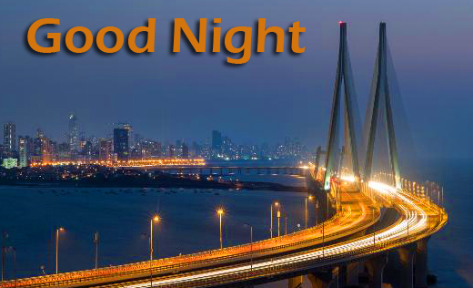 Good Night Bright Town Picture