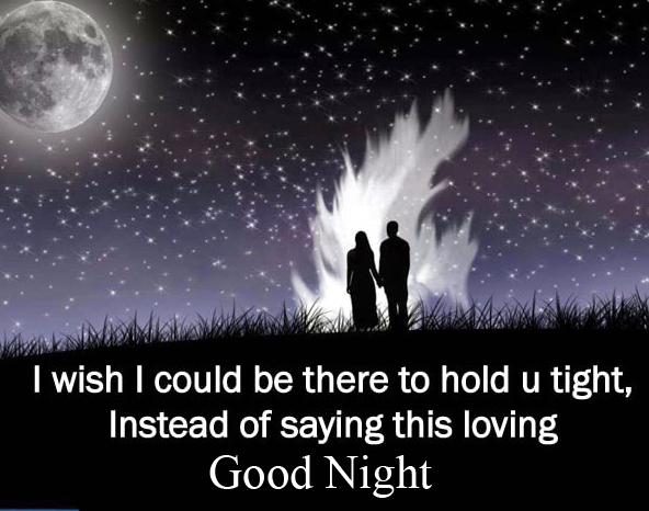 Good Night Love Blessing Quote Image