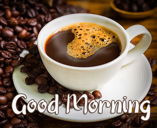 Hot Lovely Coffee Good Morning Image