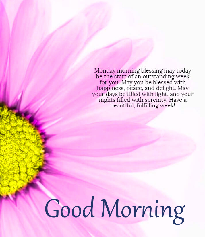 Inspirational Blessing Quote Good Morning Image