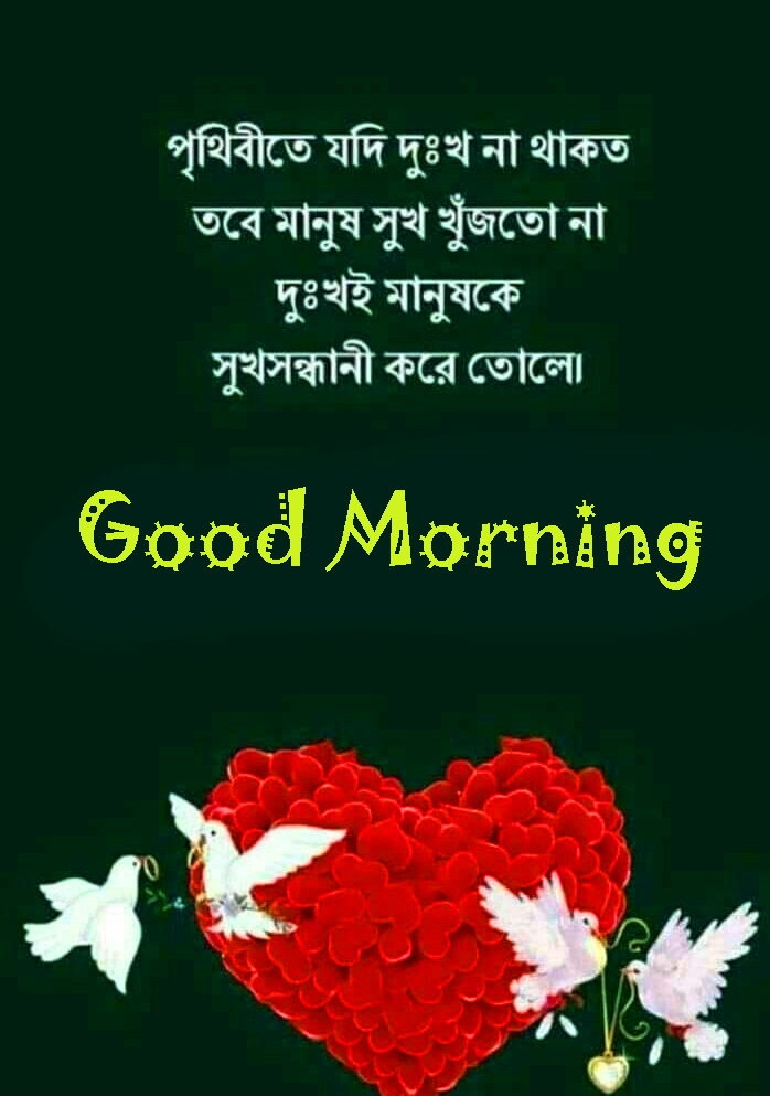 Latest Good Morning Bengali Picture