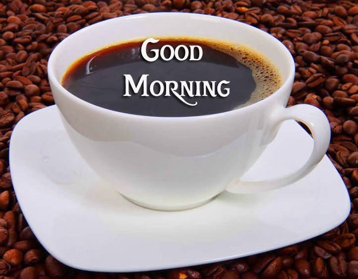 Latest HD Coffee Good Morning Picture